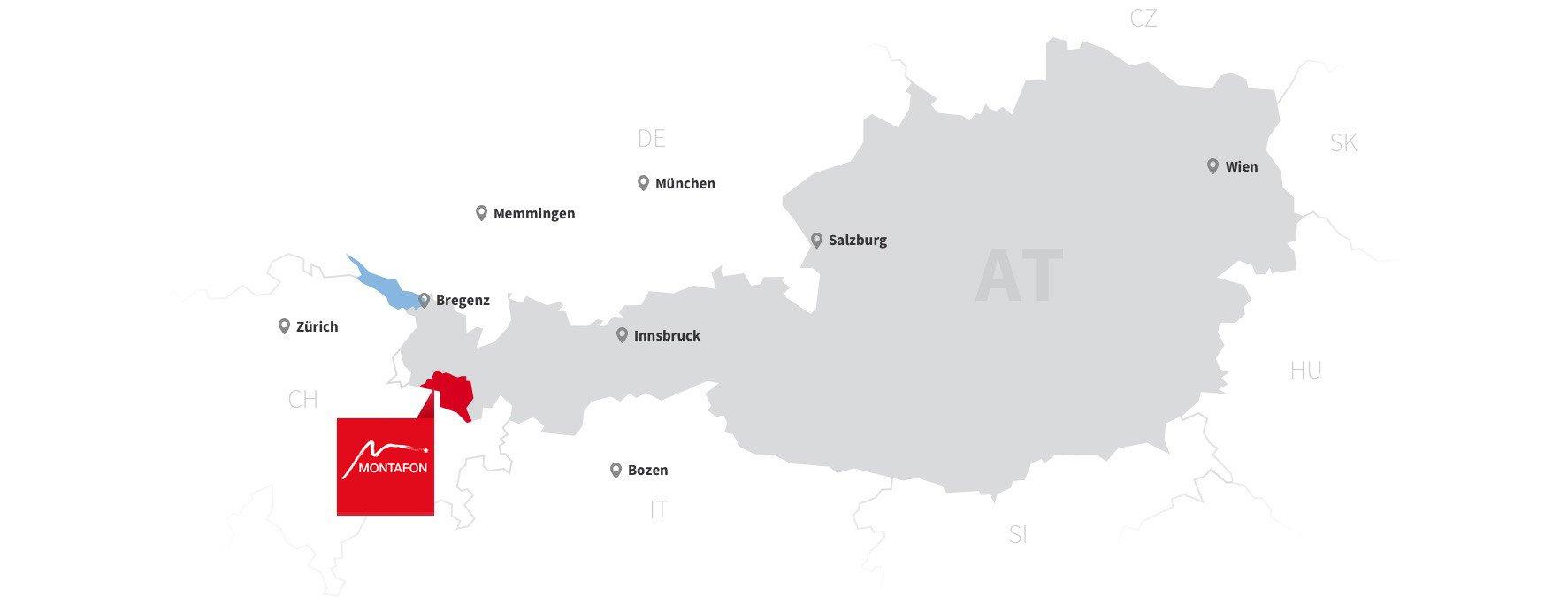 Getting To The Montafon Vorarlberg Montafon At