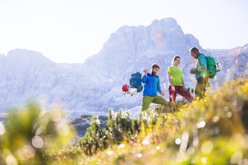 Klettersteig Montafon : Klettersteige montafon alpen saulakopf schmugglersteig