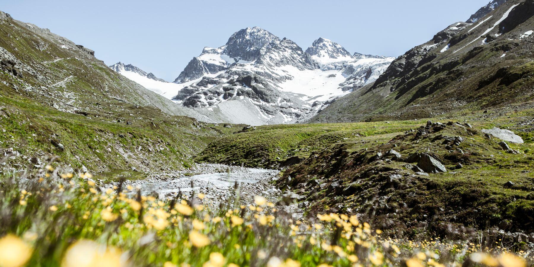 Sommerurlaub in der Silvretta Montafon in Vorarlberg |