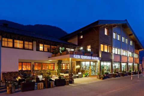 Hotel Alpenrose Montafon Stern