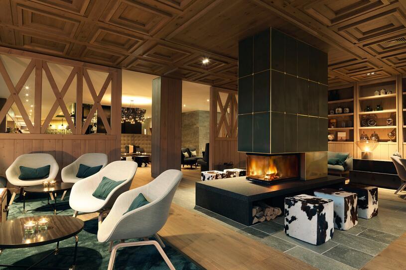 l wen hotel montafon s. Black Bedroom Furniture Sets. Home Design Ideas
