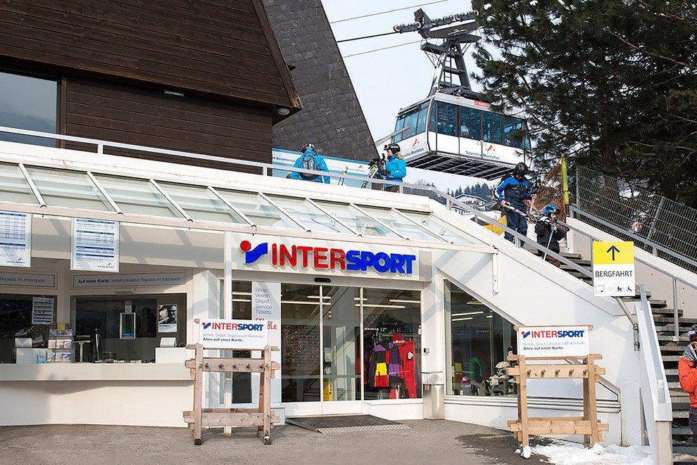Klettersteigset Intersport : Intersport hochjoch tal montafon at