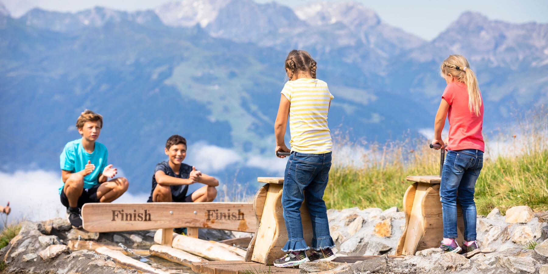 Mountainbiken in Vorarlberg im Montafon | intertecinc.com